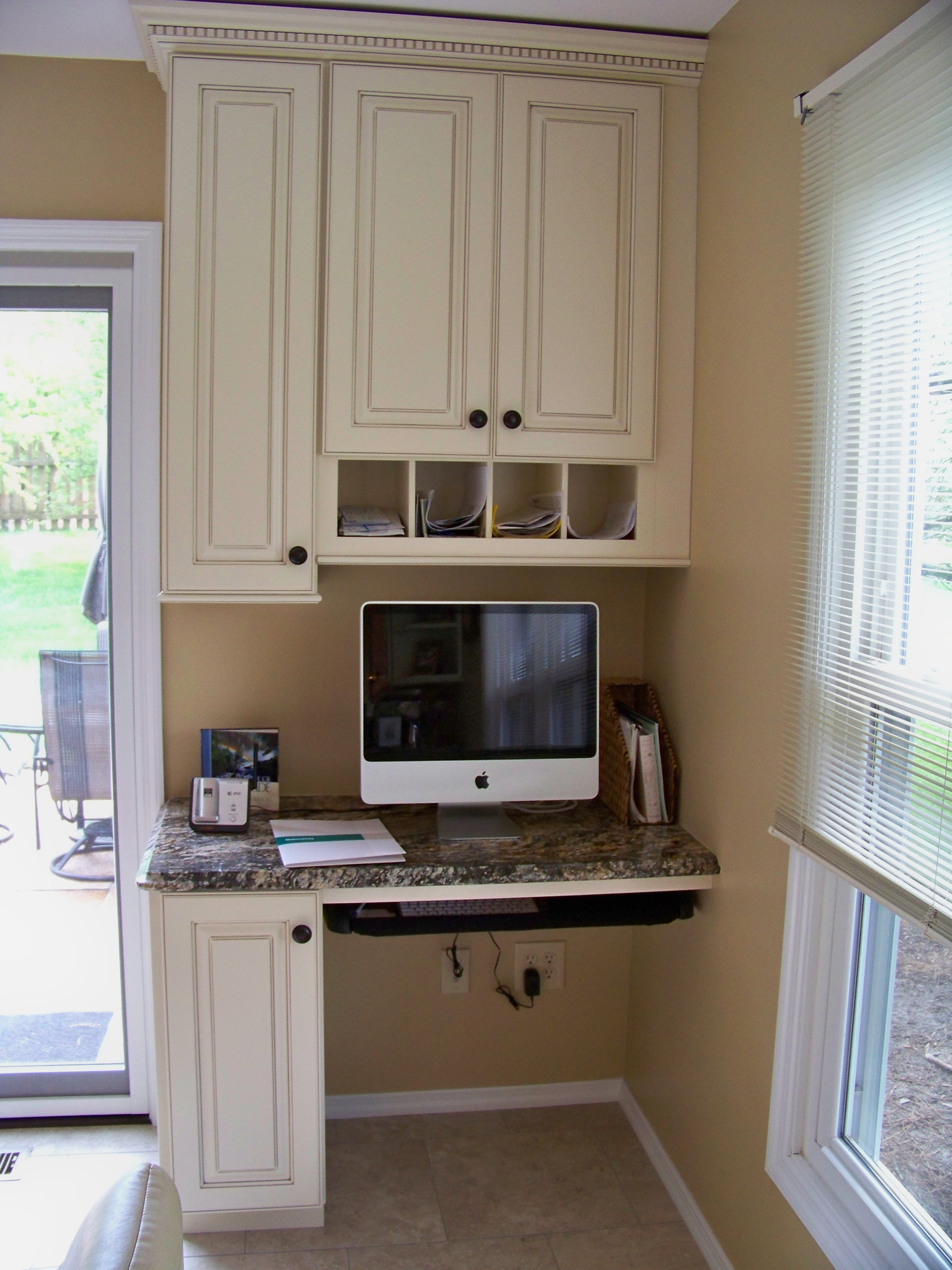 kitchen work station riley contracting inc